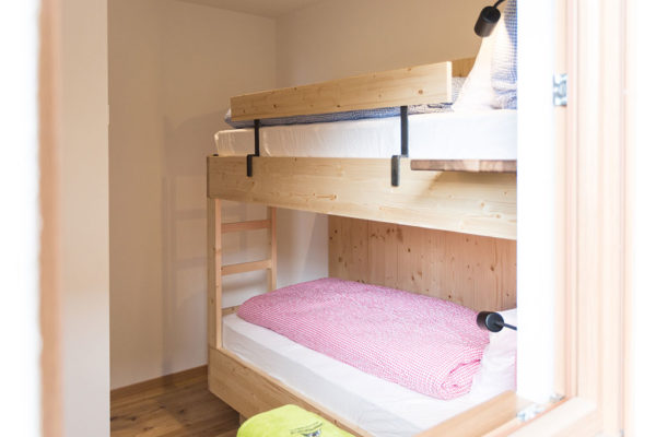 separates Kinderzimmer